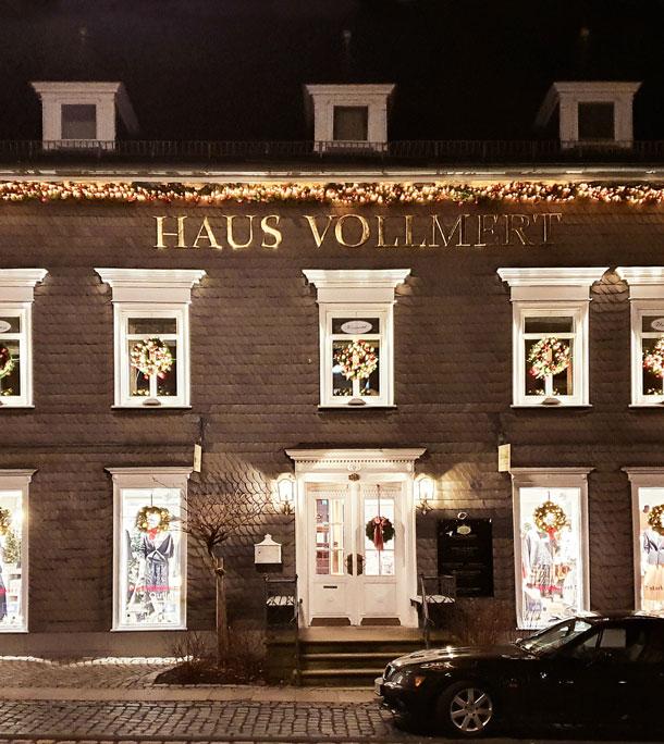 Das Haus Vollmert in Schmallenberg
